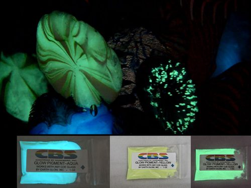 Glow Pigment