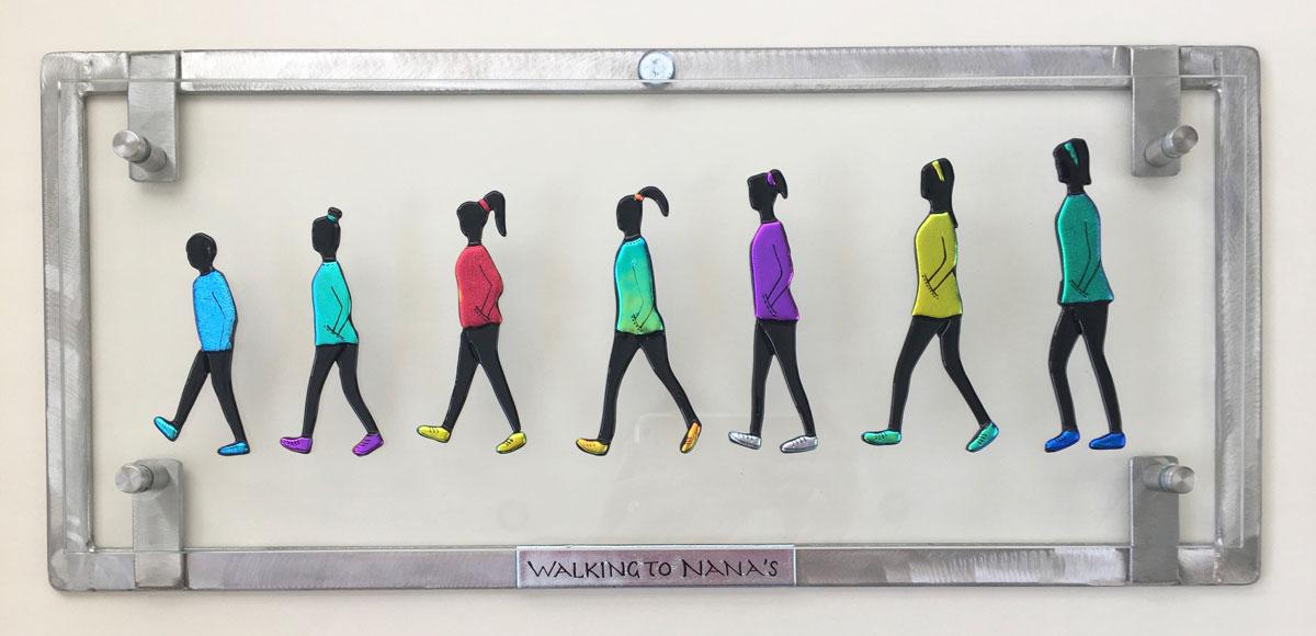 Walking to Nanas